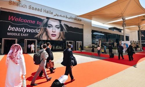Beautyworld Middle East se tiendra en novembre
