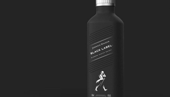 Diageo to launch Johnnie Walker in paper-based bottle in 2021