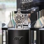 Launch of the F1 fragrance at the Formula 1 Etihad Airways Grand Prix, Yas Marina Circuit on November 30 2019 in Abu Dhabi