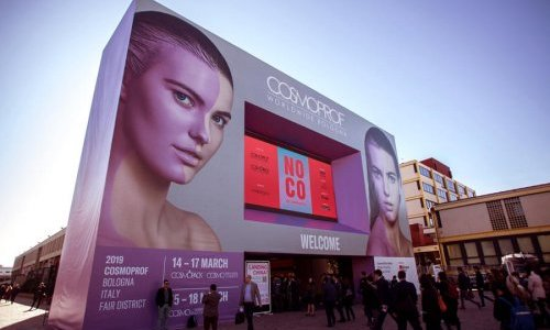 Cosmoprof Worldwide Bologna to be held from 10 to 14 March 2022