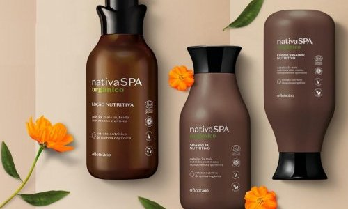 O Boticário launches its first line of certified organic products