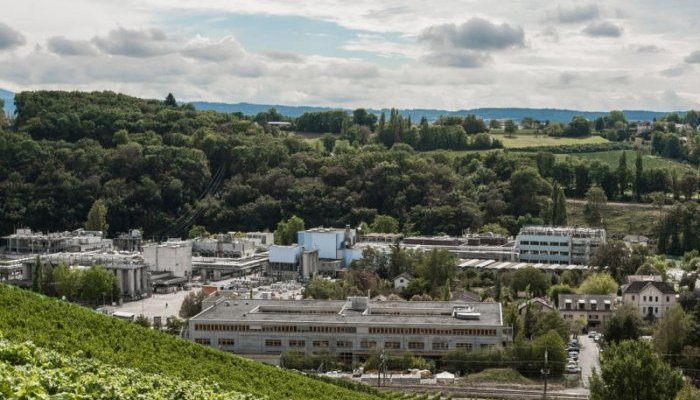 "Firmenich launches ""Biotech and Naturals"" pilot plant in Geneva"