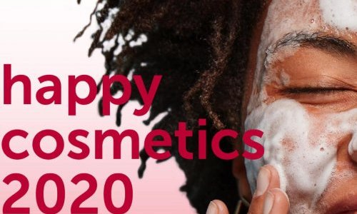 Cosmetic ingredients - May 2020