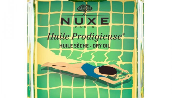 Nuxe's Huile Prodigieuse gets three collectible bottles for the summer