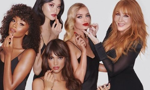 Puig takes a majority stake in British makeup brand Charlotte Tilbury