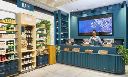 The Body Shop deploys refill stations globally