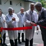 "Inauguration of Aptar""s new anodizing workshop in Annecy, France"