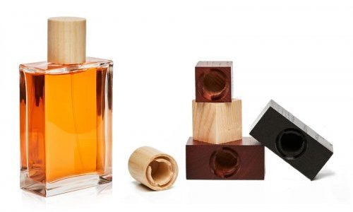 Woodacity: Quadpack's full-wood line of closure systems for fragrance and skincare