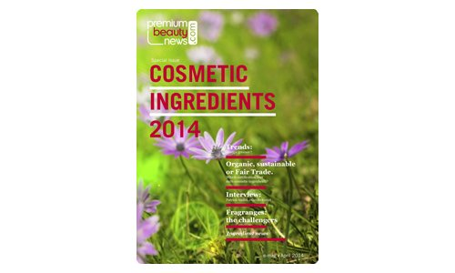 Cosmetic ingredients 2014