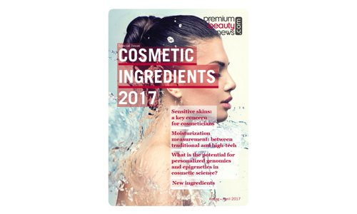 Cosmetic ingredients 2017