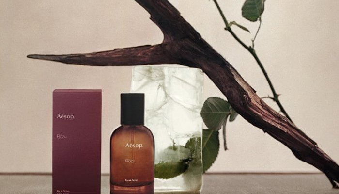 """We are continually lightening our impact on the planet"", Kate Forbes, Aesop"