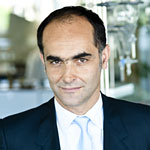 Gilles Andrier, CEO of Givaudan - Photo: courtesy of Givaudan