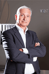 TechnicoFlor's General Manager, Patrice Rouan