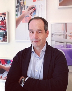 Dr. Christophe Delas, Head of the Luxcos entity