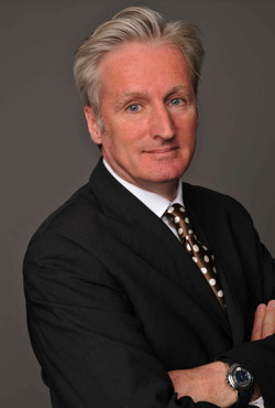Chris Good, President of The Estée Lauder Companies U.K & Ireland