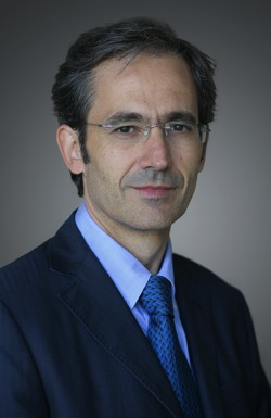 Maurizio Volpi, President of Givaudan's Fragrance Division