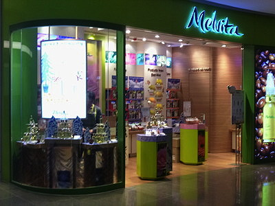 Melvita store at the Hysan Place mall in Hong Kong © Premium Beauty...