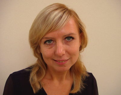 Anna Arfi, Farevacolor's Packaging Purchasing Manager