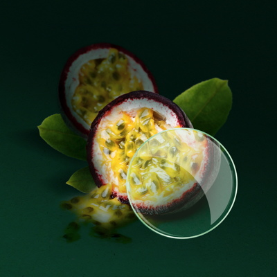 Passionfruit (maracuja) was one of the first SymTrap developed by Symrise