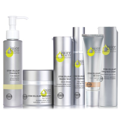 Juice Beauty's popular Stem Cellular range. © All Rights Reserved