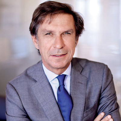 Hervé Navellou is appointed General Manager of L'Oréal France.