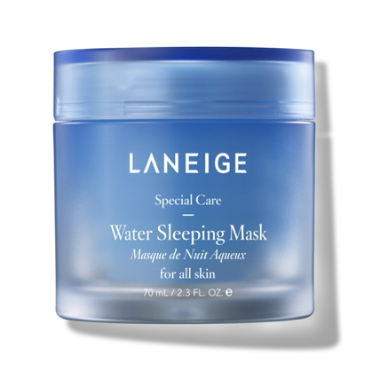LANEIGE Water Sleeping Mask. - Photo: Courtesy of Amorepacific...