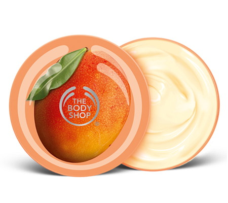 The Body Shop Mango Body Butter - Photo : The Body Shop
