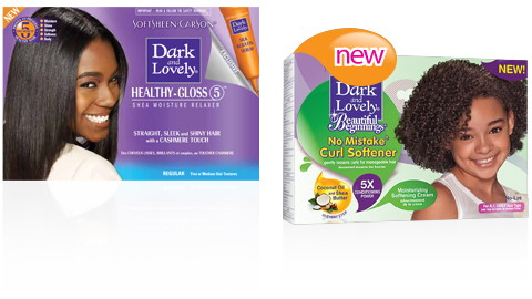 SoftSheen Carson's Dark&Lovely products