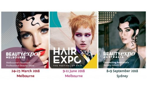 Reed Exhibitions' Hair & Beauty portfolio of events includes Hair Expo...