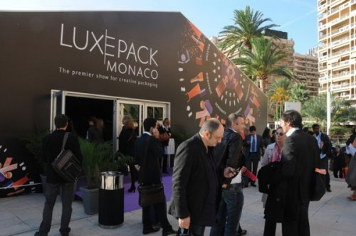 Luxe Pack Monaco 2012 - The entrance