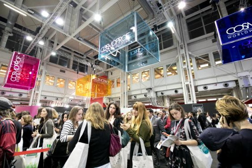 More than 250,000 visitors are expected for the 2019 edition of Cosmoprof...