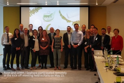 The Sustainable Packaging Initiative for CosmEtics (SPICE) held its...