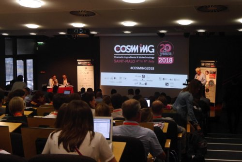 Over 190 people attended COSM'ING's plenary conferences