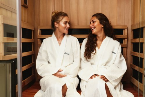 GlowBar Infrared Sauna