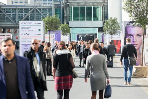 Cosmoprof Worldwide Bologne has set new records with over 265,000 visitors...