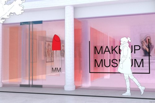 The Makeup Museum is to launch the NYC flagship In May 2020. (© Photo: The...