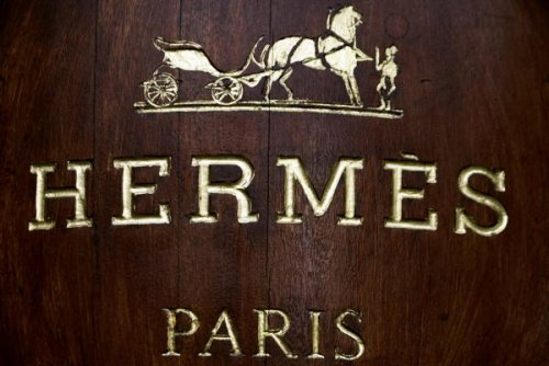 Hermès generates 50% of its turnover in leather goods and saddlery, its...