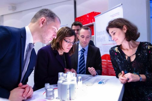 Beiersdorf's first supplier fair focused on special cosmetic textures and...