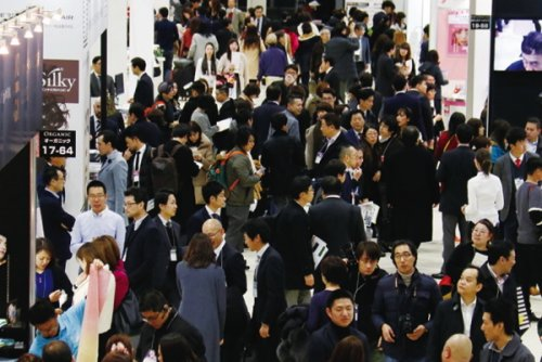 COSME Tokyo aims to attract more exhibitors and visitors with its new...