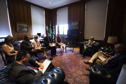 On January 23, in the afternoon, the governor heard representatives of the...