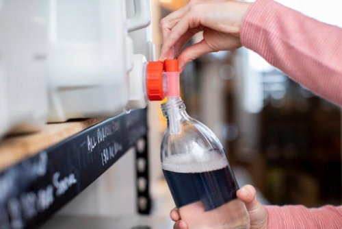 Refillable packaging is becoming more and more commonly known and used...