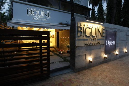 The Jean-Claude Biguine India network currently consists of 20 salons and...