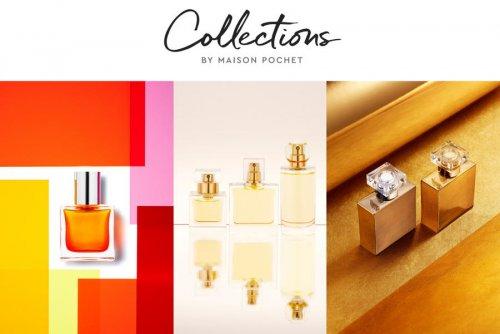 "The website ""Collections by Maison Pochet"" highlights the French glassmaker's..."