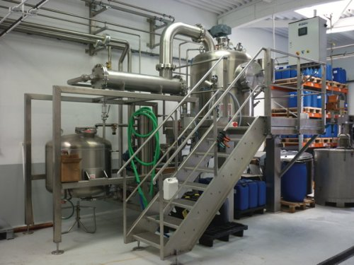 Greensea has recently invested in a new production tool to make liquid and...