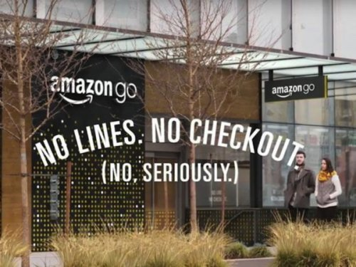 Amazon teste à Seattle, le concept Amazon Go, le premier magasin...