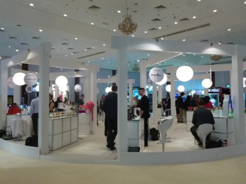 Elements at Beautyworld Middle East 2013