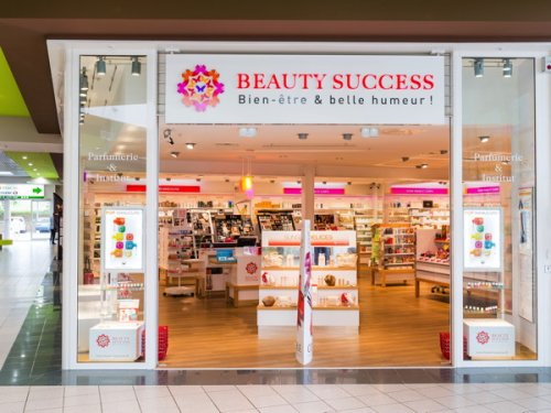 For the African shops, Beauty Success will keep the architectural design as...