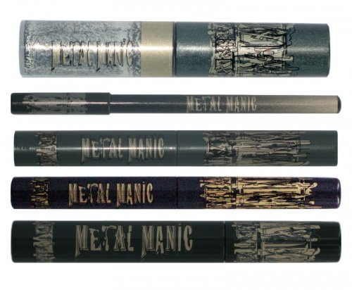 The Metal Manic line by Schwan-STABILO Cosmetics