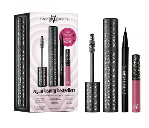 KVD Vegan Beauty Vegan Bestsellers Kit, Available online and in store at...