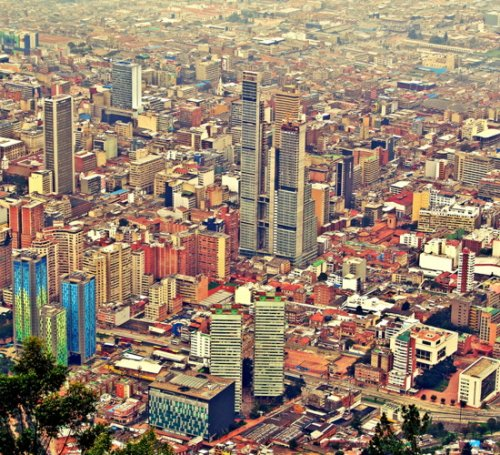 Bogota, Colombia - Univar will continue to expand its newly opened...